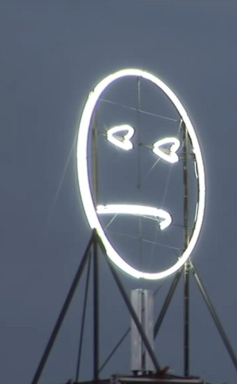 An Urban Emoticon that Measures the Happiness of Cities
