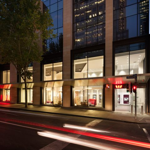Westpac Head Office Branch | Melbourne