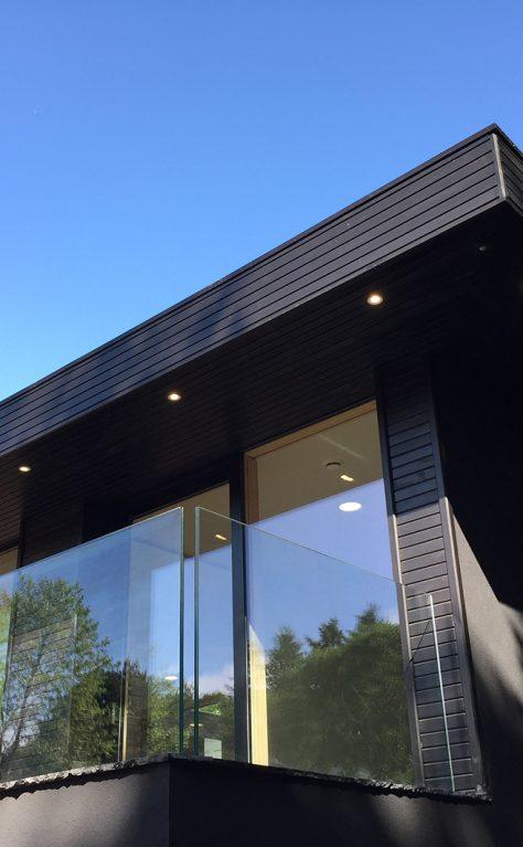 Luxury designer eco-home