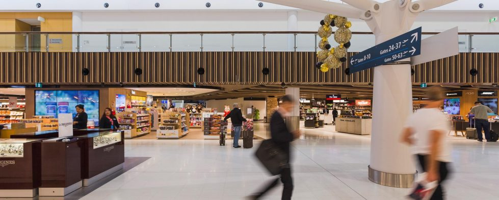 Design Clarity shopping centres