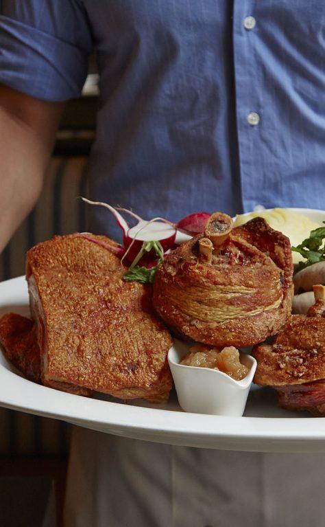 A Bavarian Weisswurstfrühstück in Sydney