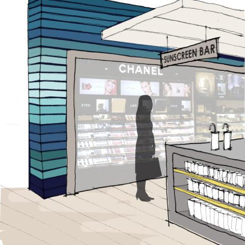 Heinemann Duty Free Concept | Sydney International Airport