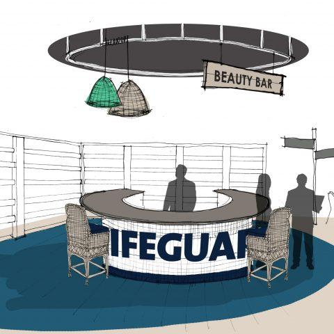 Heinemann Duty Free Concept   Sydney International Airport