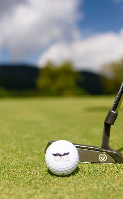 Christmas Golfing