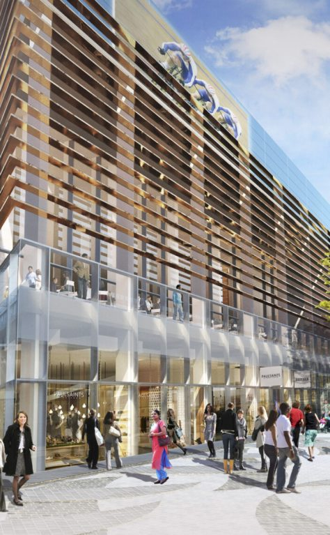 Design Clarity goes East End… to Westfield Stratford