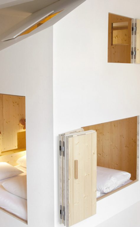 Destination Design: Michelberger Hotel – Berlin, Germany