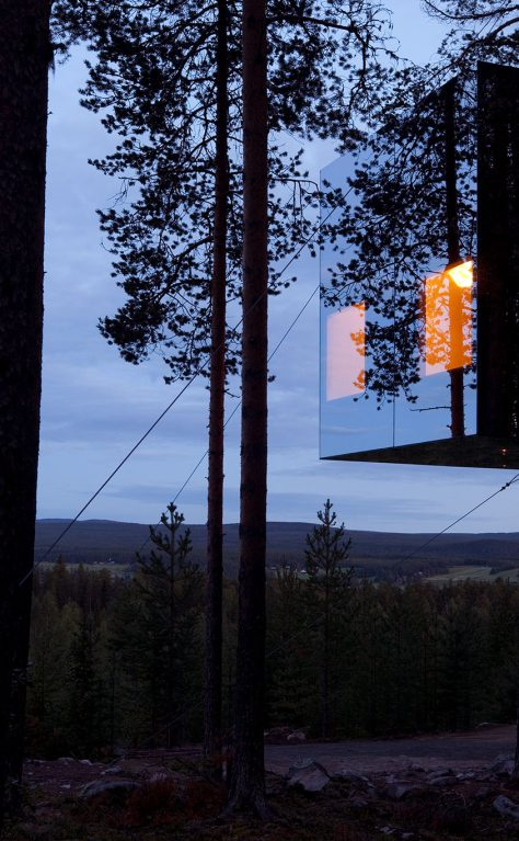 Destination Design: Treehotel – Harads, Sweden