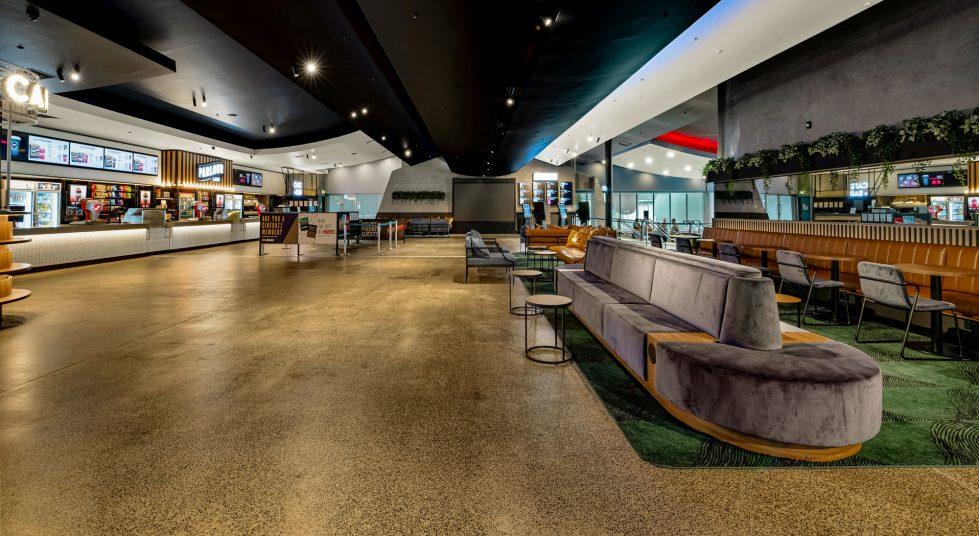 Event Toowoomba foyer design