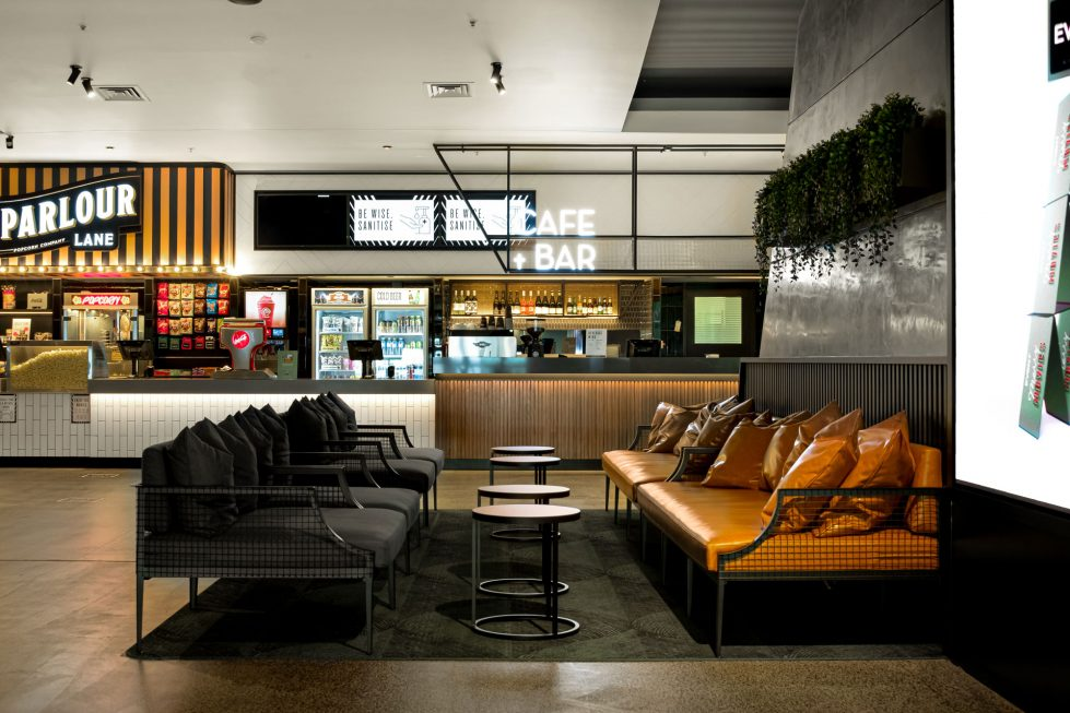 Cafe & Bar design by Design Clarity @ Event Toowoomba