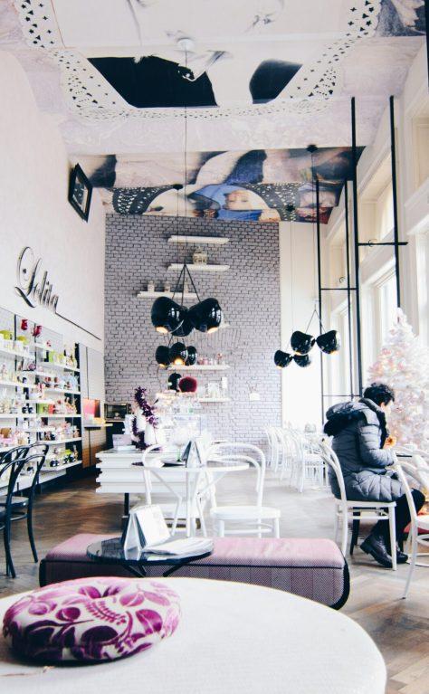 Lolita Cafe Ljubljana, Slovenia.