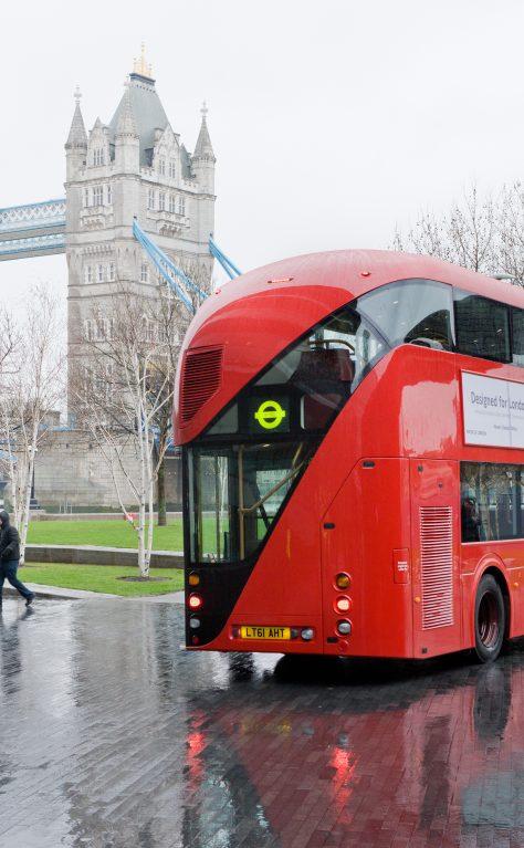 London's Double Decker Revamped