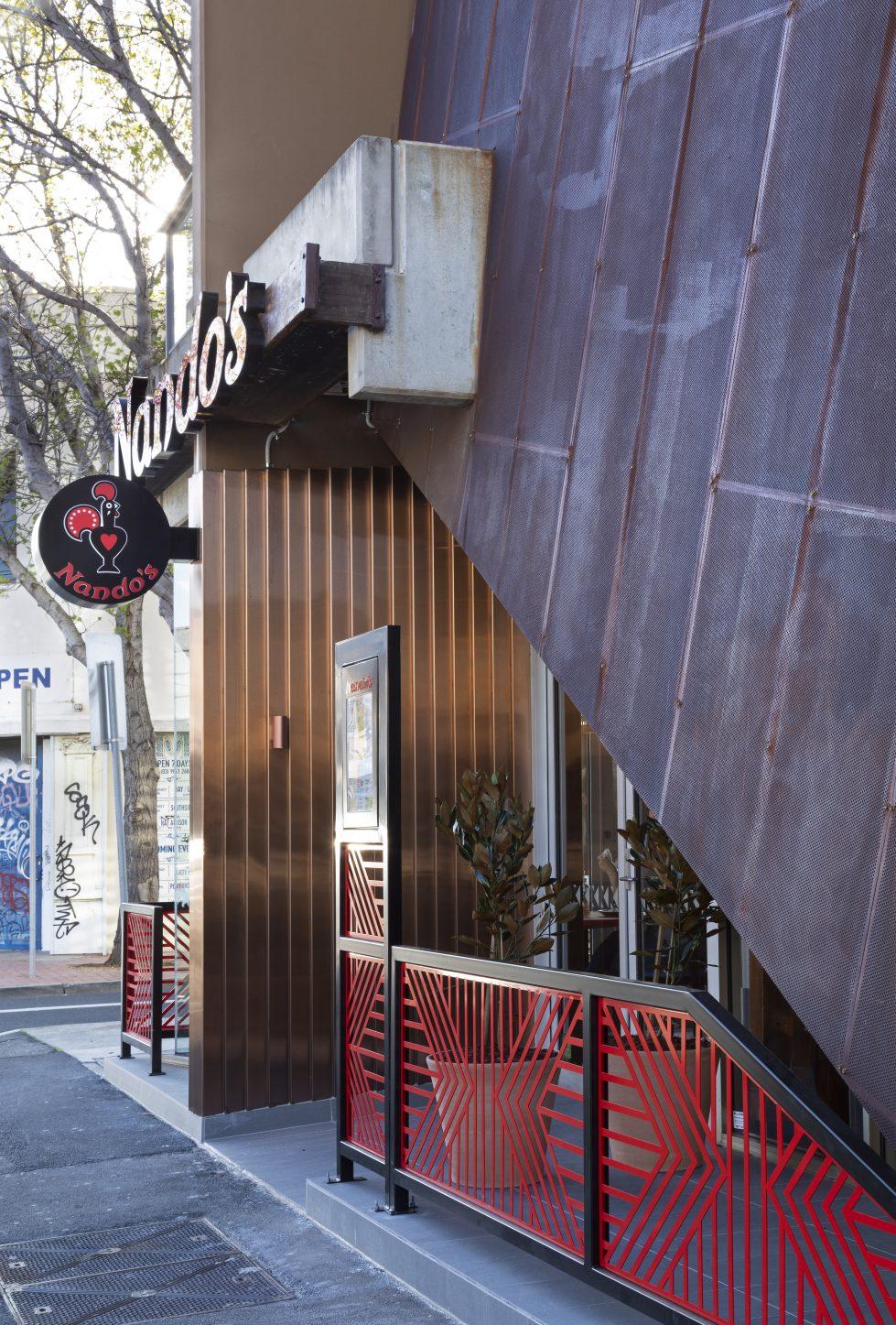 Nando's Footscray Designers