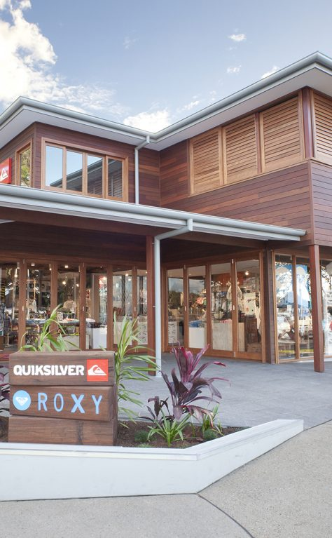 New Quiksilver Byron Flagship Store!