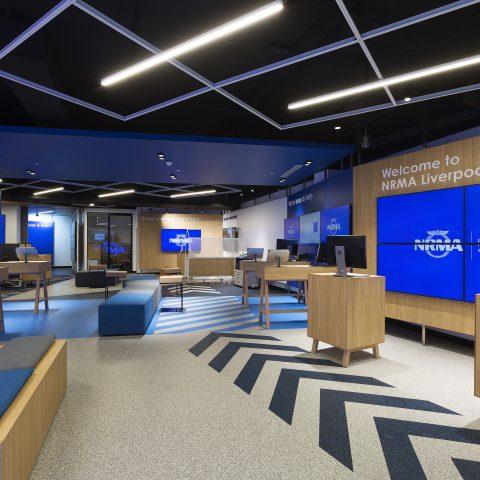 NRMA Insurance hub | Sydney