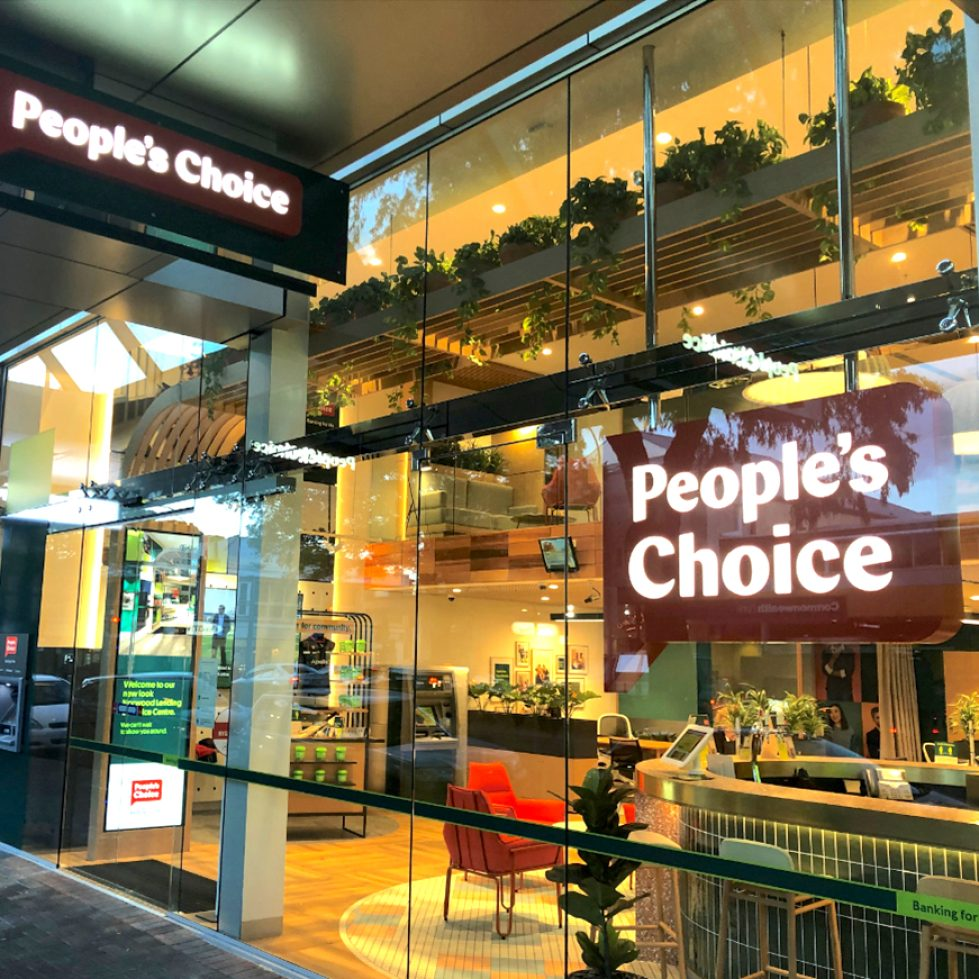 People's Choice Banking for Life