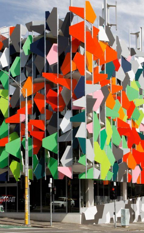 Pixel Building Melbourne