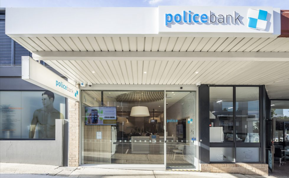 Police Bank Design Company