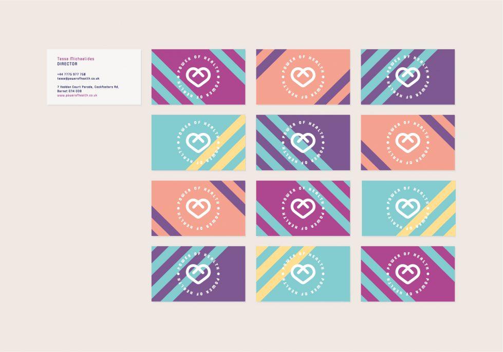 branding business cards