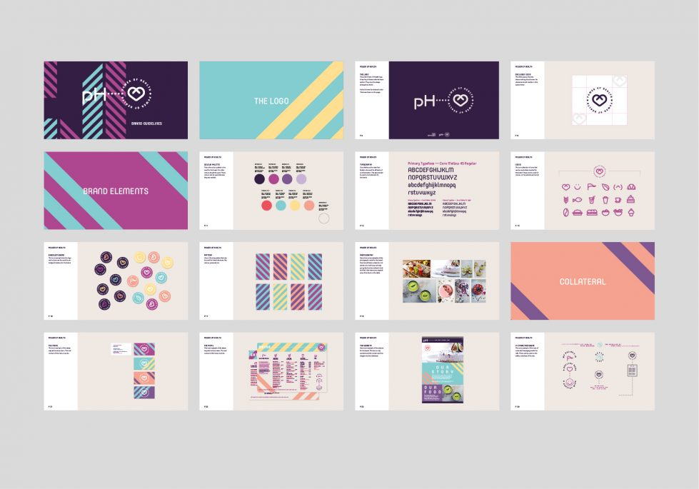 brand guidelines design