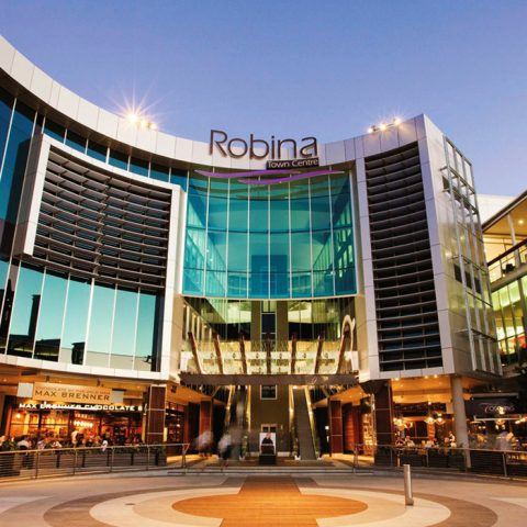 RDM Role for QIC | Robina Town Centre, Gold Coast