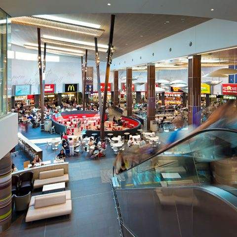 RDM Role for QIC   Robina Town Centre, Gold Coast