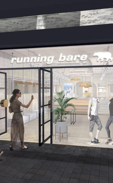 Running Bare | Sydney