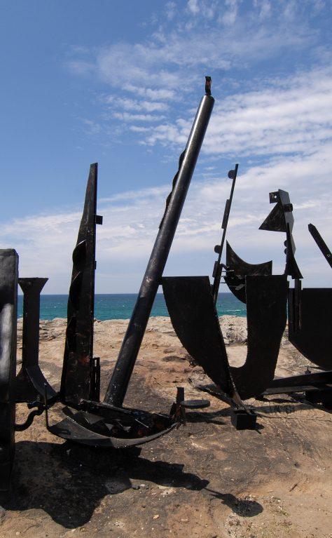 Sculpture by the Sea kicks off at Bondi Beach