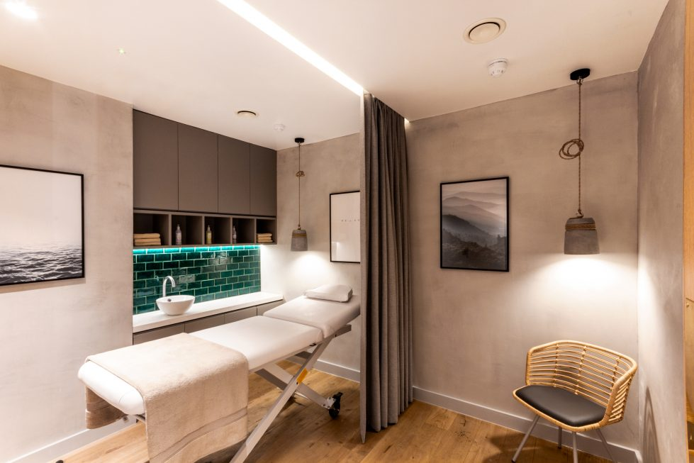 The Nail Spa London massage