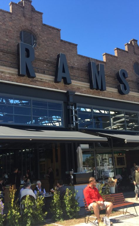 The Tramsheds