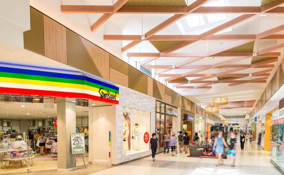 Toombul shoppingtown food court