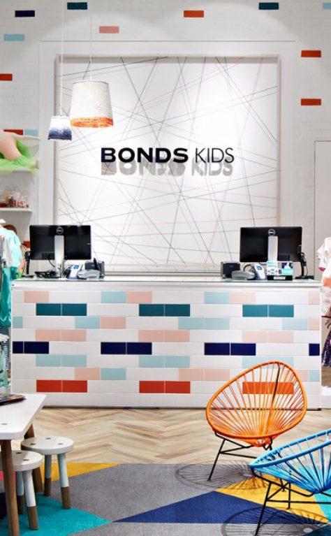 Venue features Bonds Kids – Aussie Kids