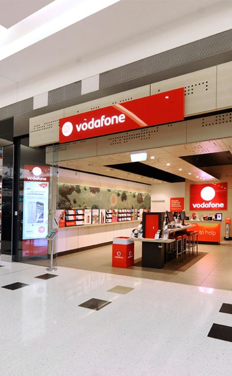 Vodafone – national rollout