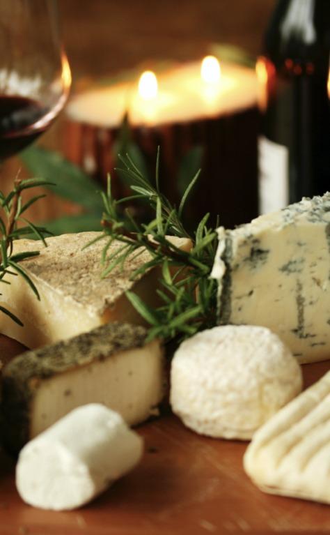 Winter Wine & Cheese
